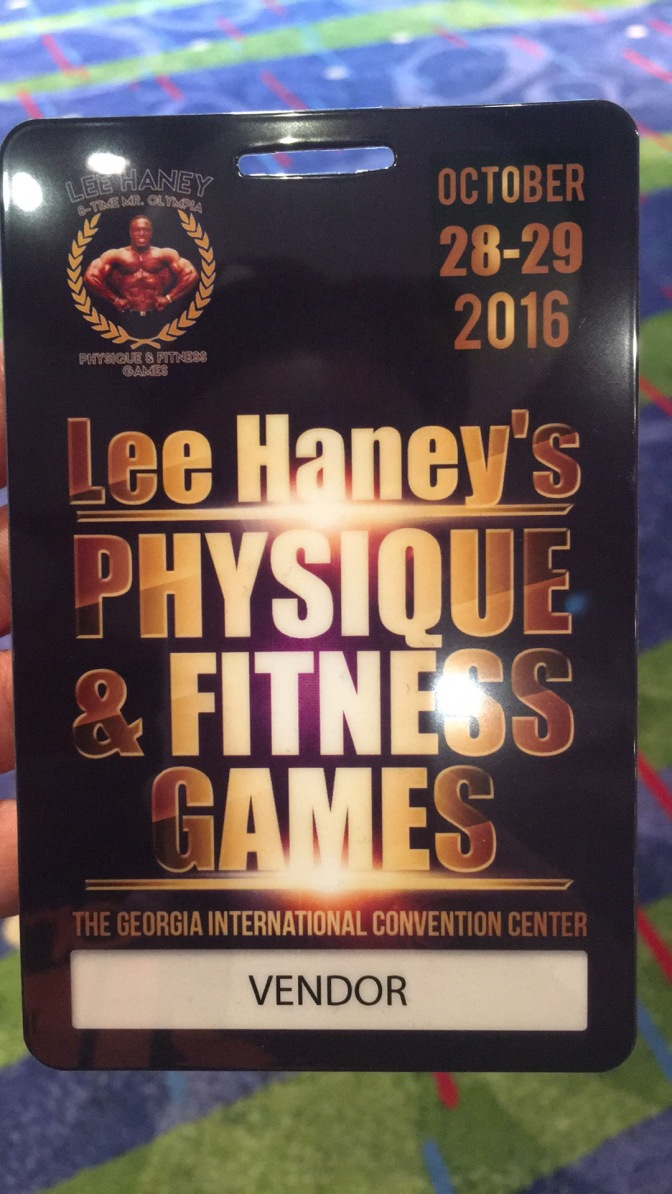 The Bold Opinion Show at The Lee Haney Games