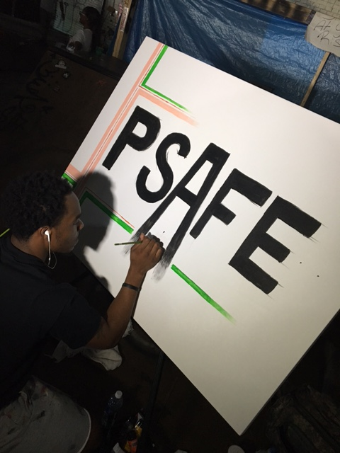 Third annual PSAFE event unifies creative community, glorifies black business