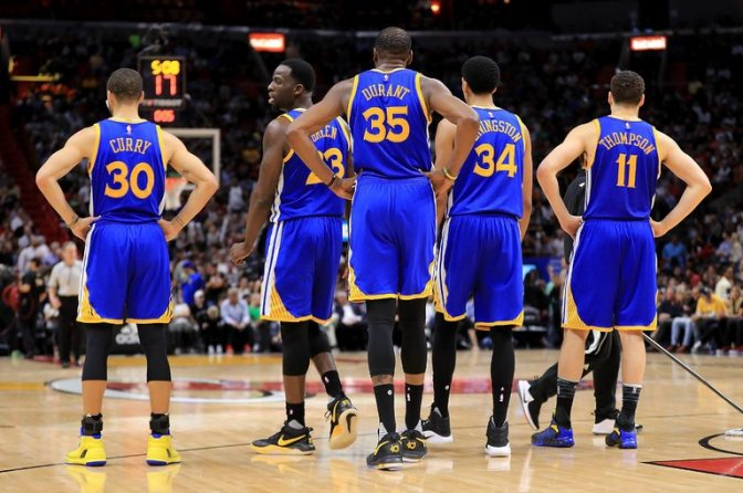 NBA: What would it take for The Warriors to fall?