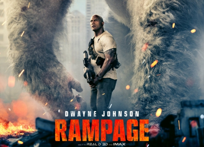 Dwayne Johnson's Newest Will Leave Audiences in a Rampage