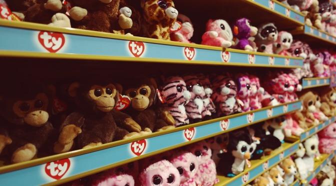 R.I.P. Toys R Us