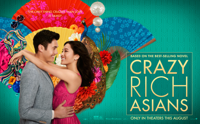 Movie Review: Crazy Rich Asians 3.5/5 Stars
