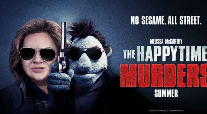 Movie Review: Happytime Murders 3/5 Stars