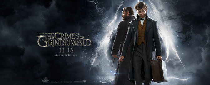 Movie Review: The Crimes of Grindelwald 2/5 Stars