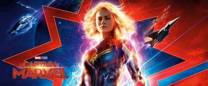 Movie Review: Captain Marvel 3.8/5 Stars