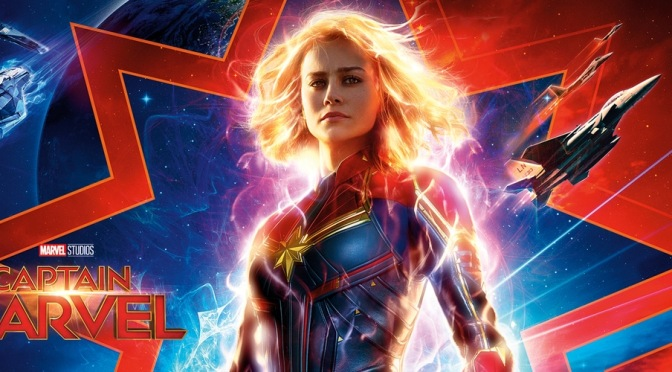 Movie Review: Captain Marvel 3.8/5 Stars