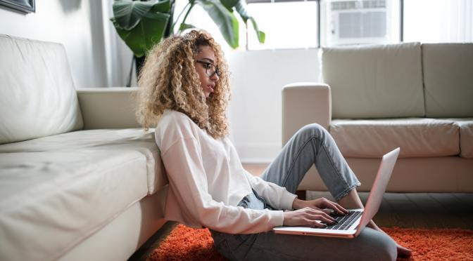 How To Maintain Productivity While Working From Home