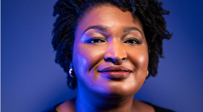 Stacey Abrams Receives Nobel Peace Prize Nomination